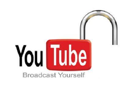 youtube entsperren